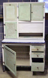 Antique Hoosier Cabinet - SOLD!