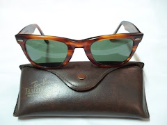 WAYFARER B&L MADE IN USA