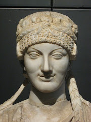 Etruscan Goddess