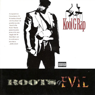 Kool G. Rap - Roots of Evil (1998)[INFO]