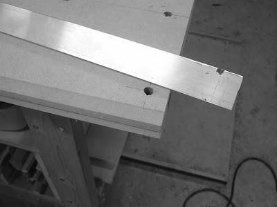 CNC prowadnica liniowa DIY