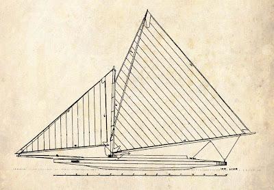 projektowanie jachtów: bojer