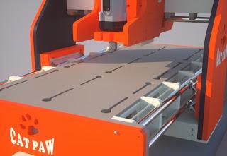 CNC Stół DIY