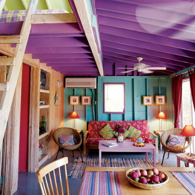 Site Blogspot  Images Interior Design on Colourful Interior For A Country House  For Me An Apartment