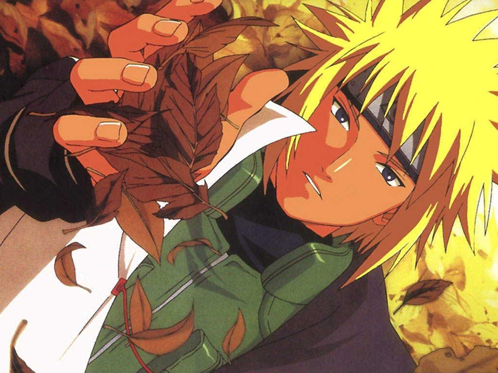 Hokage 4 Yondaime Wallpapers - Anime Manga For DesktopYondaime Hokage