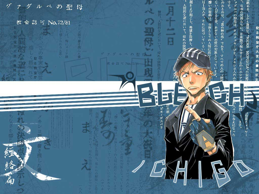 Bleach HD & Widescreen Wallpaper 0.516567775231066
