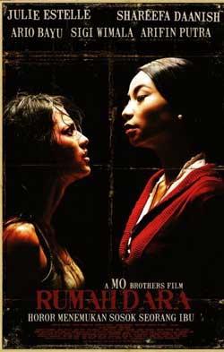 Film Rumah Dara - Resensi Sinopsis dan Video