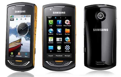 Samsung monte , Spesifikasi harga samsung monte