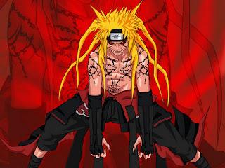 Naruto shippuden Akatsuki devil