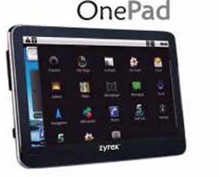 spesifikasi OnePad Zyrex harga OnePad Zyrex