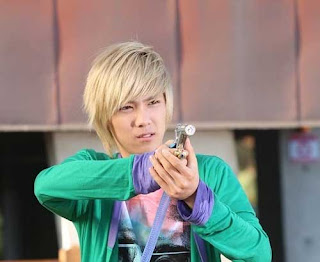 Lee Hong Ki - Foto Pemain He is Beautiful
