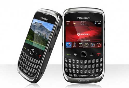 Blackberry Curve 9300 Spesifikasi