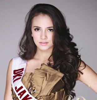 foto bugil seksi Nadine Alexandra Dewi Ames, Putri Indonesia 2010