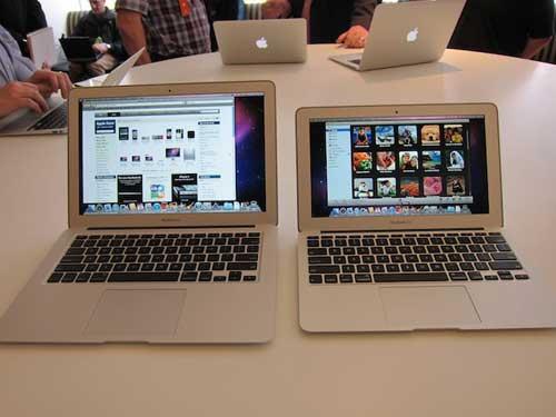 spesifikasi macbook air 2010 terbaru