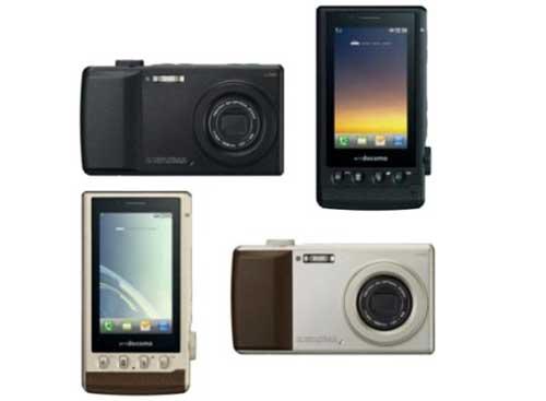 LG L-03C Ponsel Kamera 12,1 Megapixel