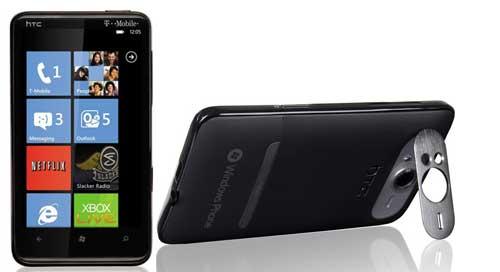 harga HTC HD 7 spesifikasi