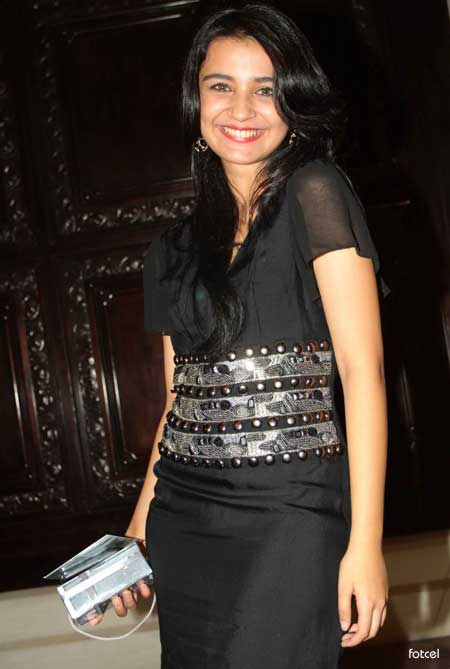 foto hot Shireen Sungkar Beautiful Picture in Black Dress