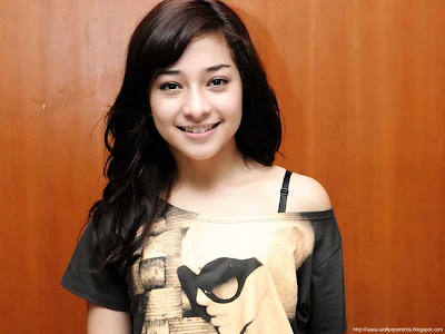 Wallpaper Nikita Willy - Artis Indonesia
