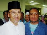 Bersama DS Anwar BTP 2009