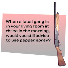 12 ga. gang repellent
