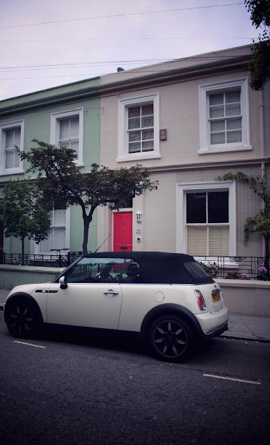Portobello, le monde est beau - Londres Insolite