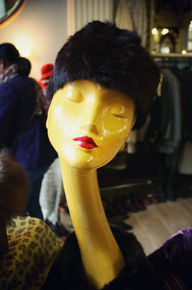 Clerkenwell Vintage Fashion Fair - Londres
