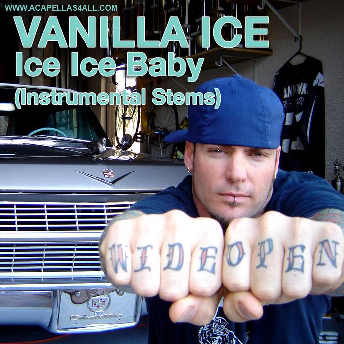 vanilla ice ice baby: