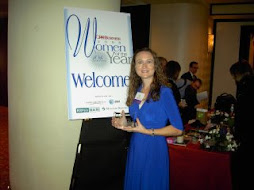 CityBusiness Women of the Year 2008