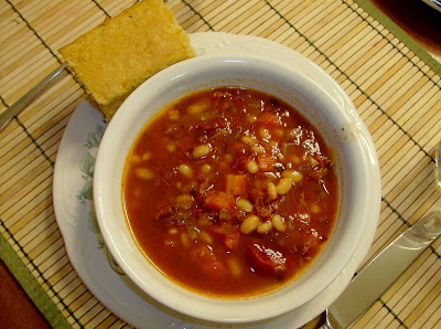 this delightful and healthy ham and bean soup merry christmas