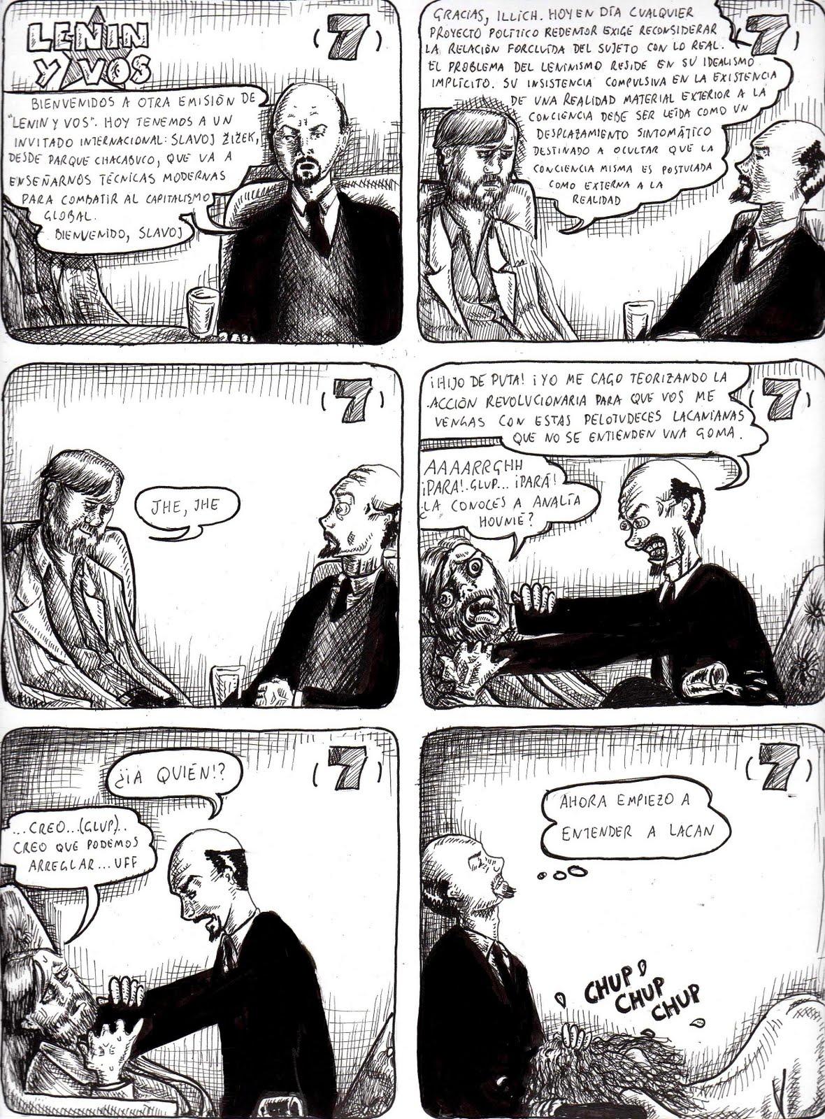 Stalin, Mao y Castro. ¿Cuál te parece más interesante? - Página 2 Lenin+y+vos