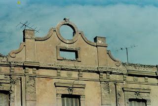 التقطت هذه الصورة من مدينة المنصورة لإحدى بنايات ميدان الطميهى 1987