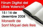 Fòrum valencià del llibre digital