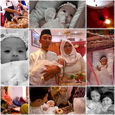 aqiqah for little princess