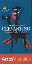Catálogo de Artes visuales de la  XXXVI Edición del Festival Internacional Cervantino.