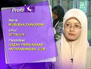 Musleha Zainuddin