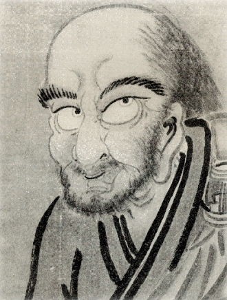 Rinzai, by Hakuin Ekaku