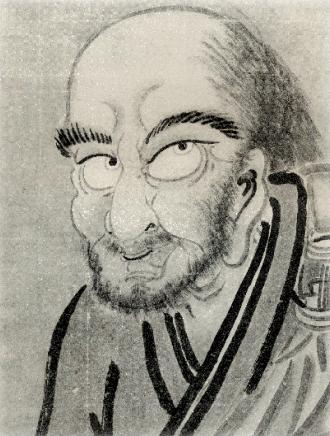 Rinzai, by Hakuin Ekaku