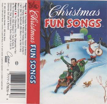 Christmas Fun Songs