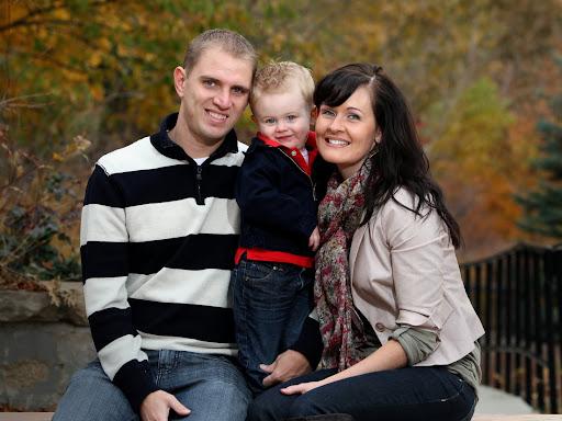 Melinda, Darin and Kai