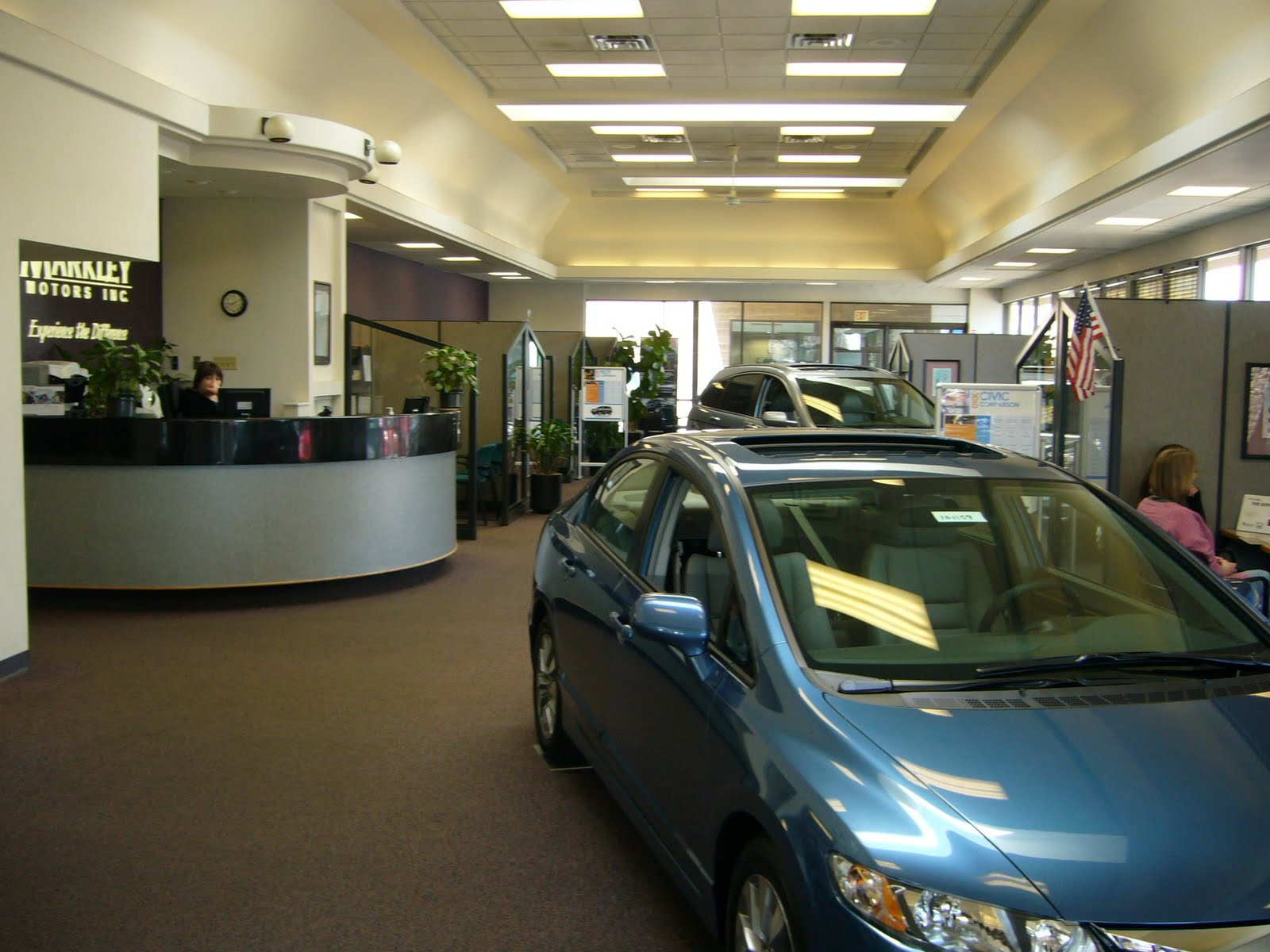 Markley motors honda parts for Markley motors honda fort collins