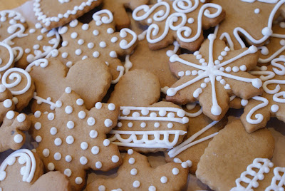 how to make gingerbread simple syrup