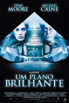 Filme Poster Um Plano Brilhante DVDRip XviD & RMVB Dublado