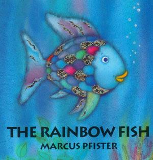 Fayston Elementary Art: Rainbow Fish