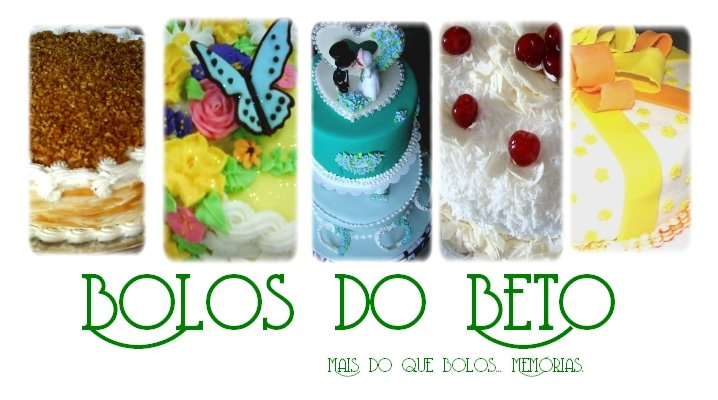 Bolos do Beto