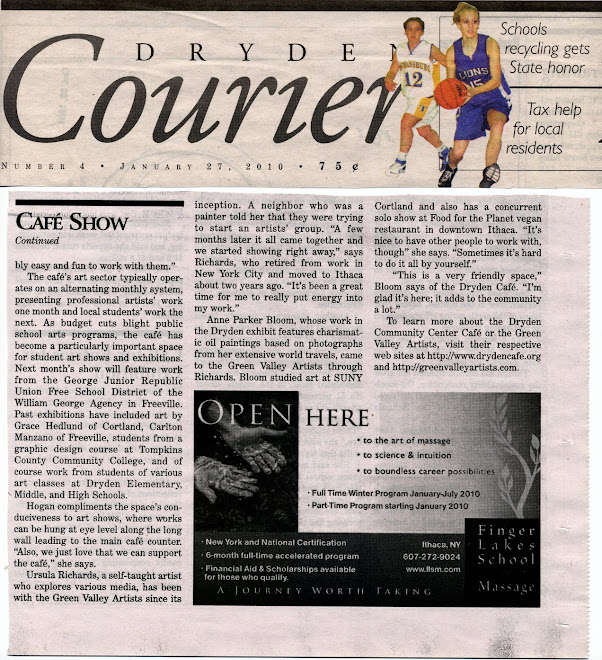 Dryden Courier