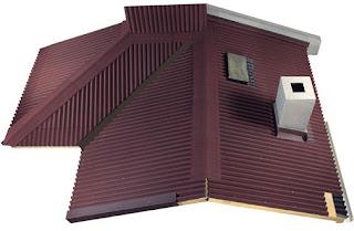 Çatı çeşitleri, çatı modelleri resimleri