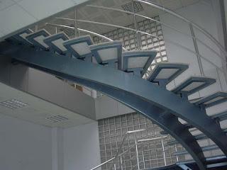 merdiven çeşitleri - Çift omurgalı merdiven
