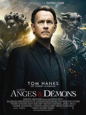 Angels & Demons filmi afisi