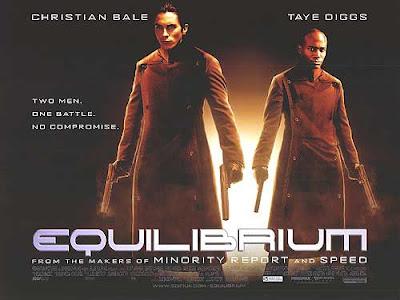 Equilibrium Film Afisi