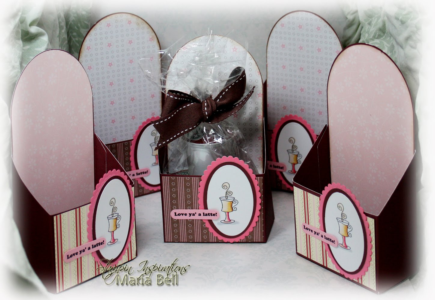 Inspired and Unscripted: My Scrap Chick Java Gift Set